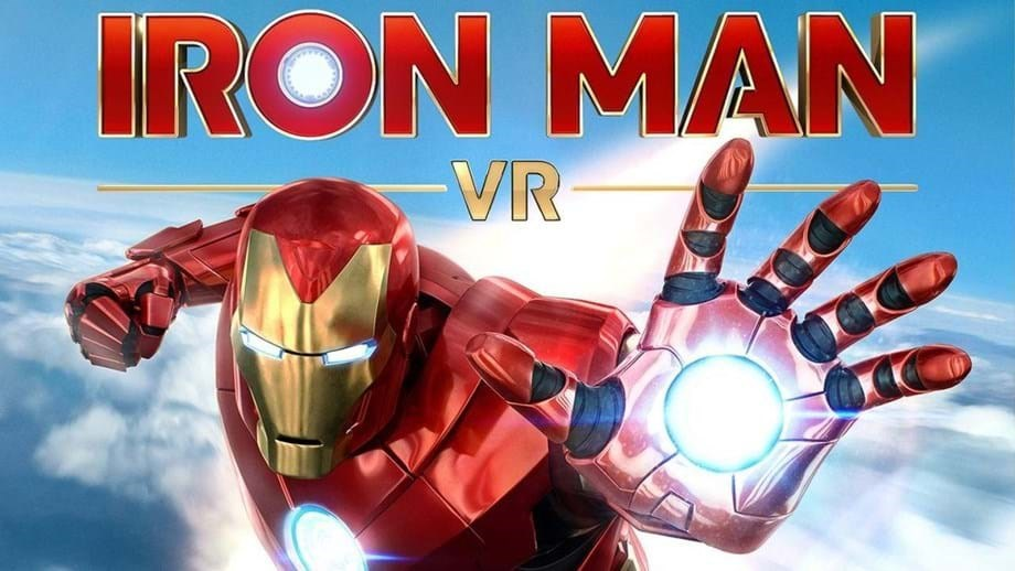 Iron Man VR cover
