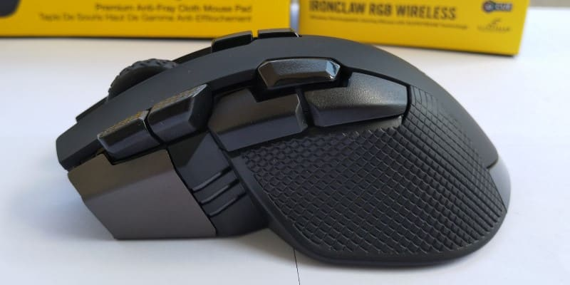 Ironclaw Wireless Esquerda