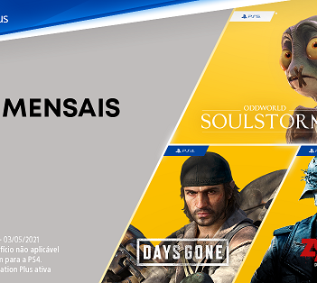 Jogos Abril PlayStation Plus 210835