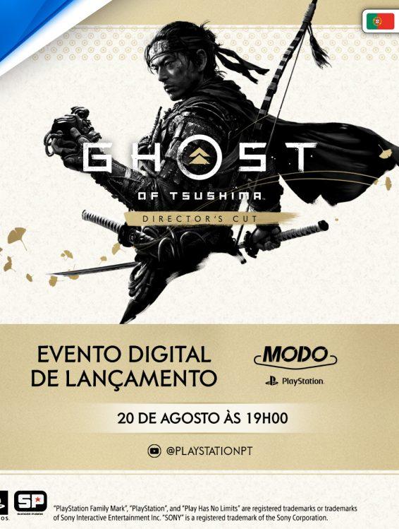 MODO PlayStation Ghost21879