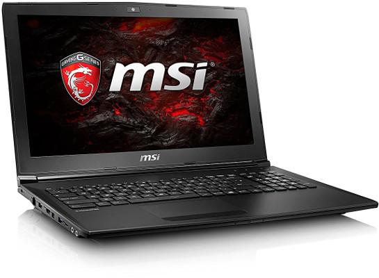 MSI GL62M 7REX ecrã