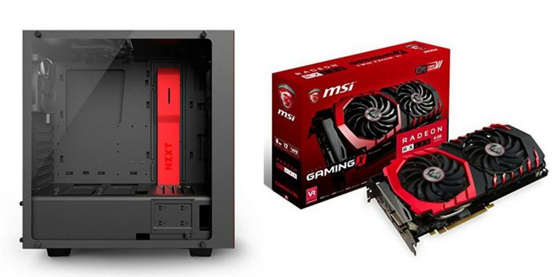 Melhor configuração para PC por 1300€