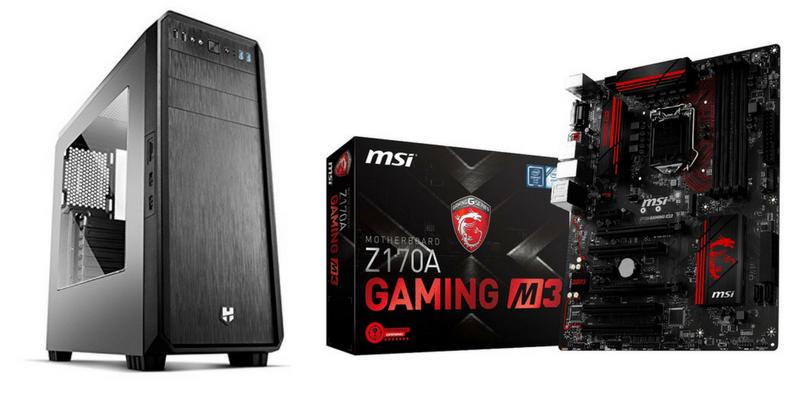Melhor configuração para PC por 900€