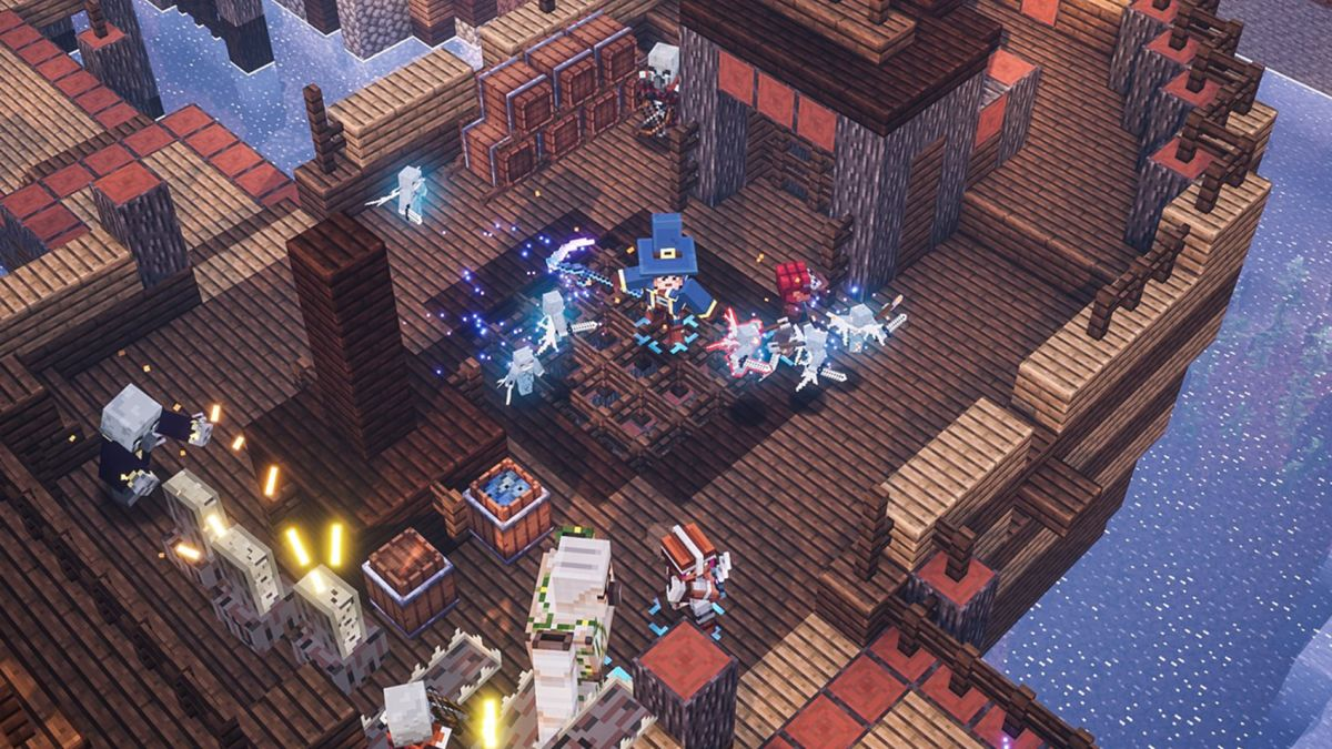 Minecraft dungeons 1