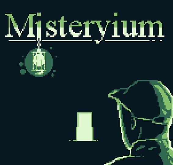 Misteryium cover