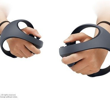 Next gen VR on PS5 the new controller 110559