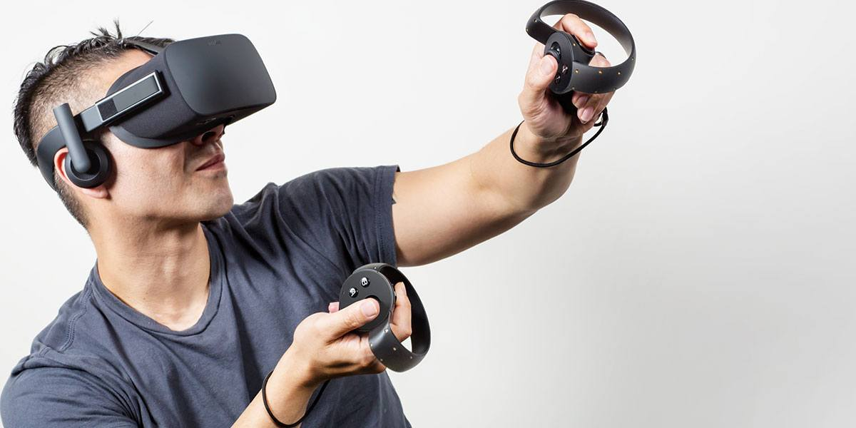 Oculus VR Touch