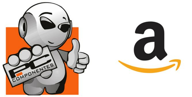 PCComponentes e Amazon