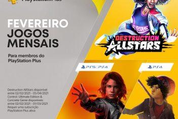 PlayStation Plus fevereiro 2021 17327