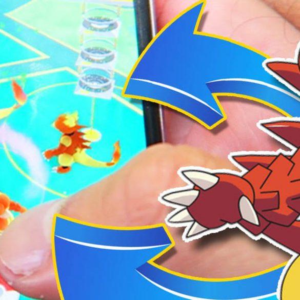 Pokémon GO nidos