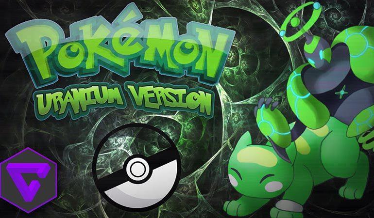 Pokemón uranium