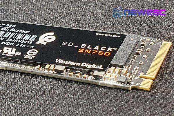 REVIEW WD BLACK SN750
