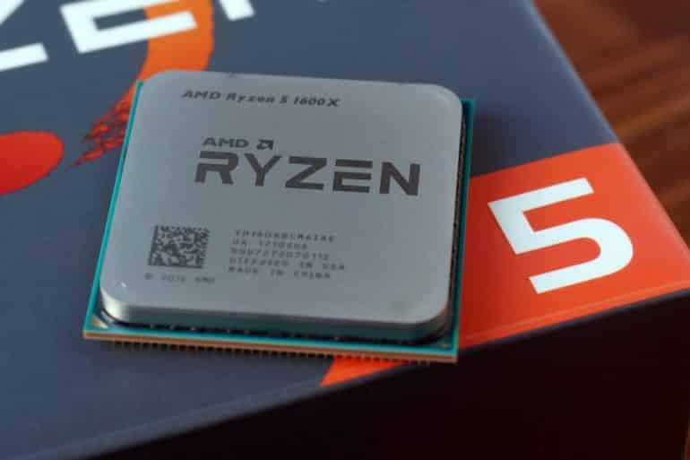 Review AMD Ryzen 5 1600