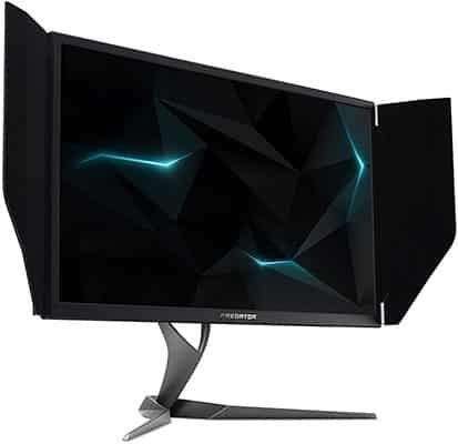 Review Acer Predator X27
