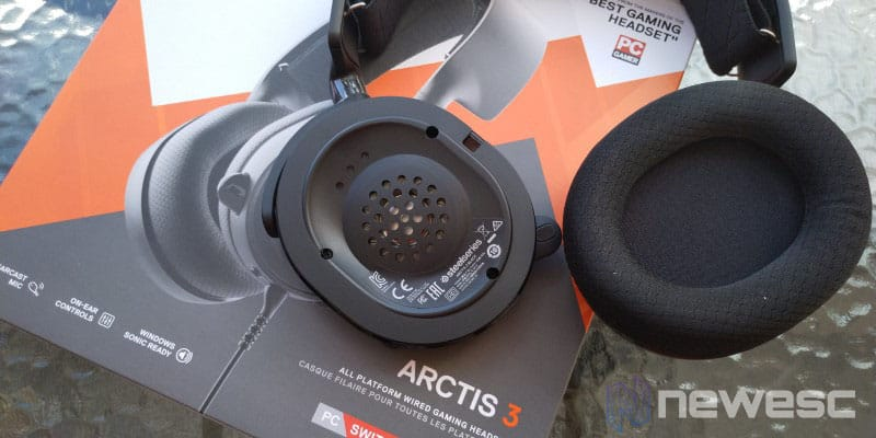 Review Arctis 3 drivers