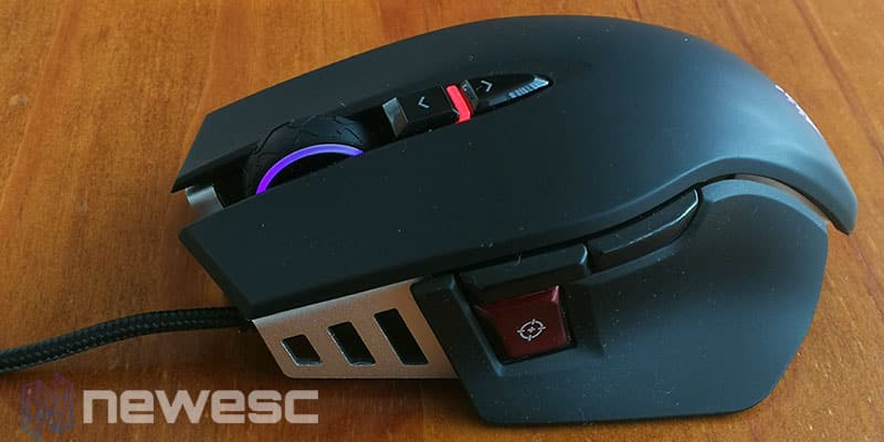 Review-Corsair-M65-Elite-RGB-design