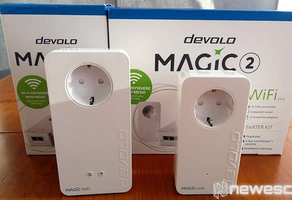 Review Devolo Magic 2