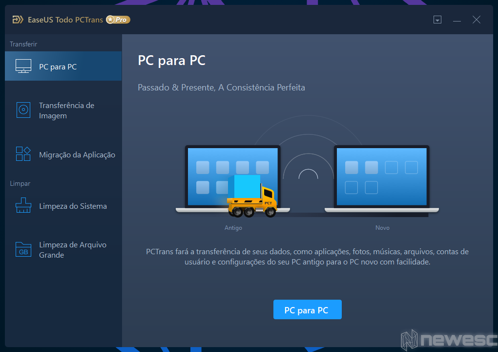 Review EaseUS Todo PCTrans Pc para PC
