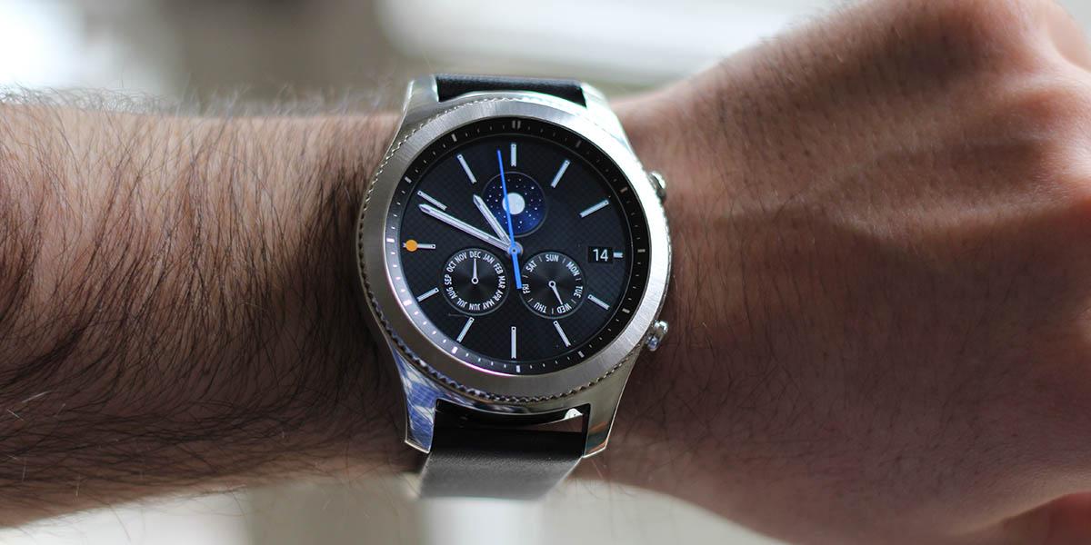 bc149726a2c Review Samsung Gear S3  será este o melhor smartwatch do momento  - NewEsc