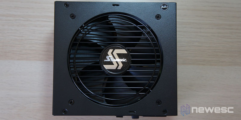 Review Seasonic GX 650 3 1