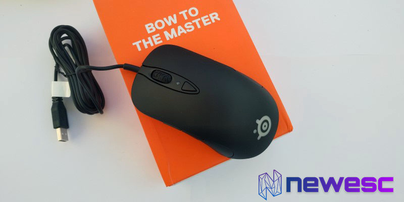 Review SteelSeries Sensei Ten - Conclusao