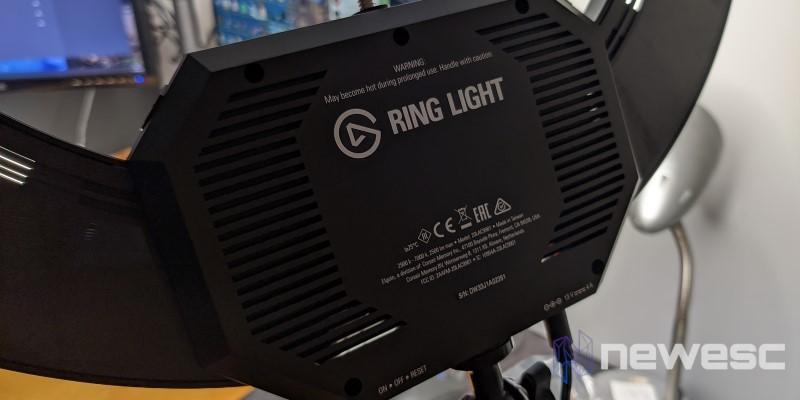 RingLight Caixa