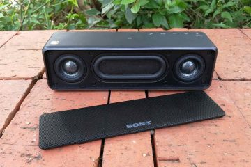Sony SRS-HG1 coluna bluetooth