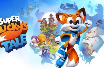 Super Lucky's Tale_Horizontal_Key-Art