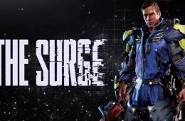The Surge Cover