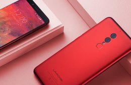 UMIDIGI-S2-design vermelho