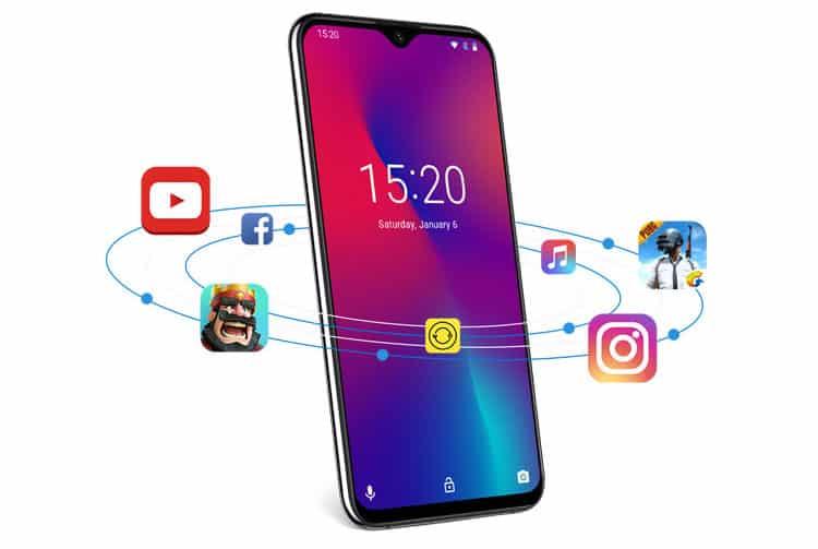 UMIDIGI UMI One Max apps