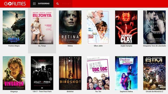 Ver Filmes Online legendados GoFilmes