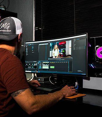 Video Editing Wallpaper
