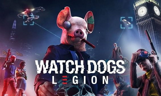 Watch Dogs Legion cover