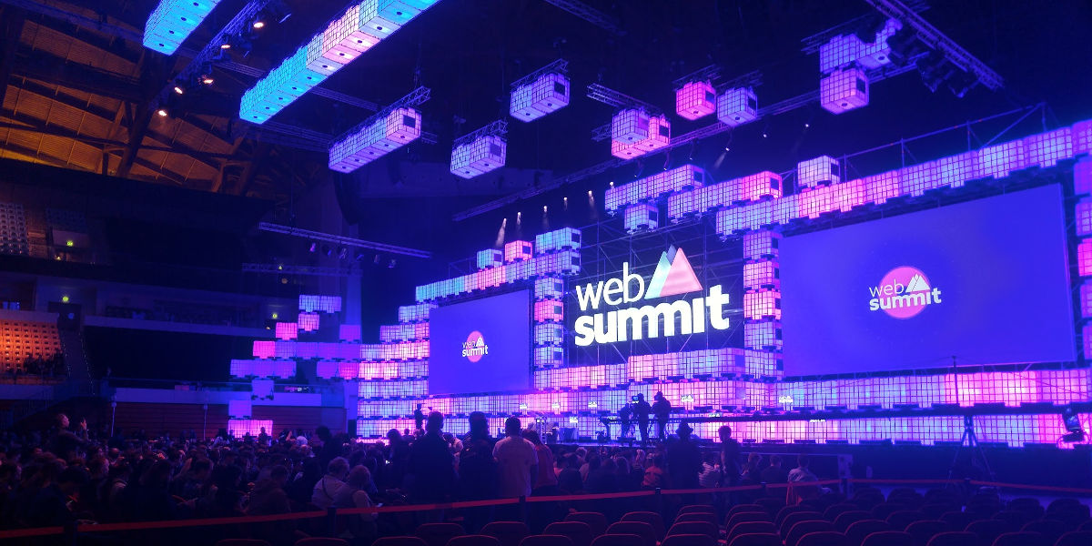 Web Summit Abertura