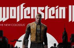 Wolfenstein 2 cover