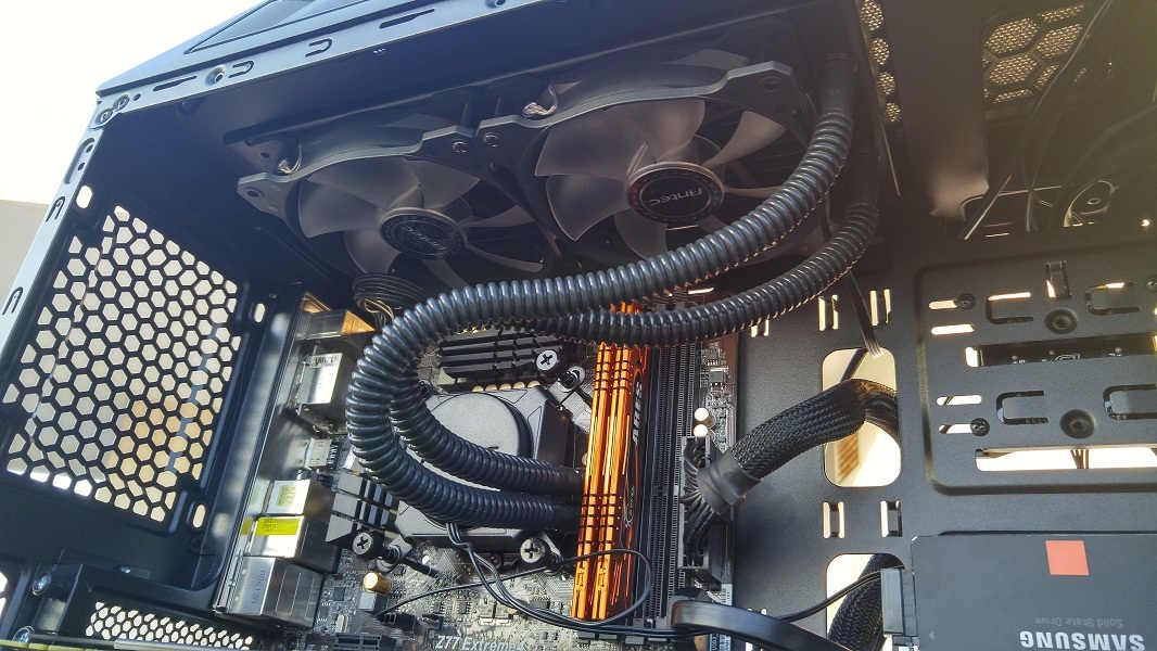 antec kuhler H1200 Pro