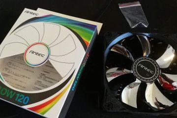 antec rainbow 120