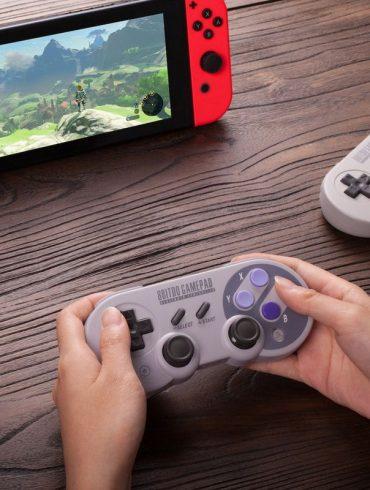classic mini snes nintendo switch