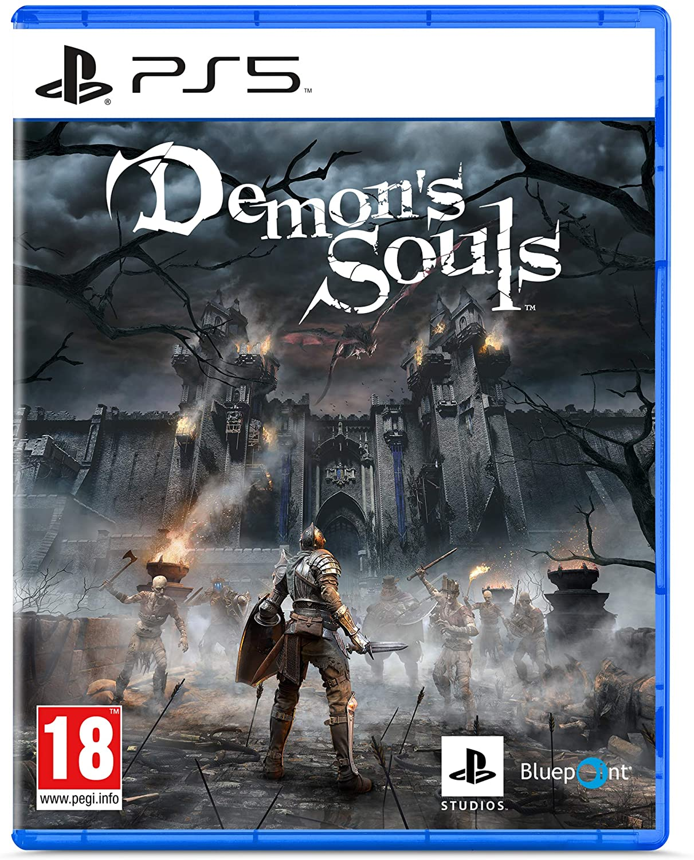 demons souls box