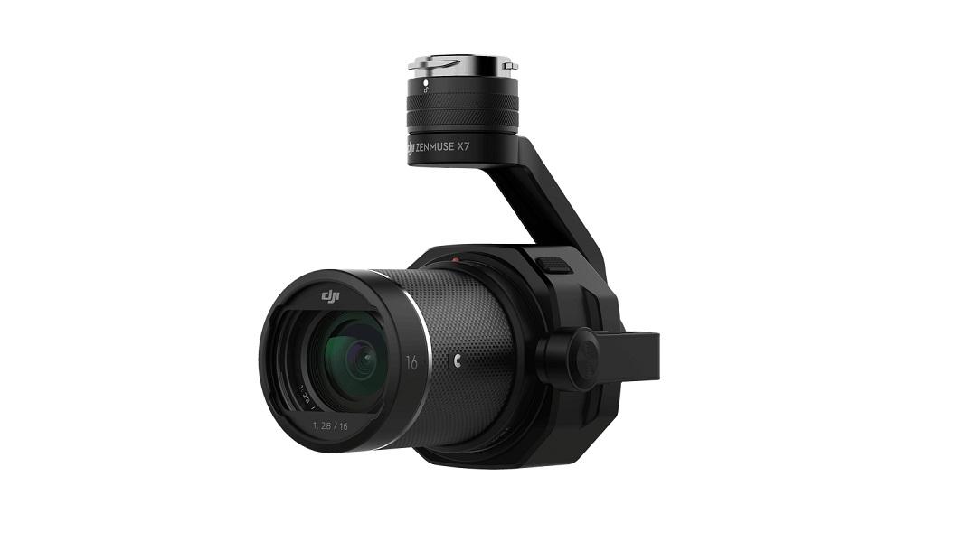 dji zenmuse x7 6k camera