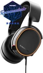 Melhores-headset-gaming-SteelSeries-Arctis-5