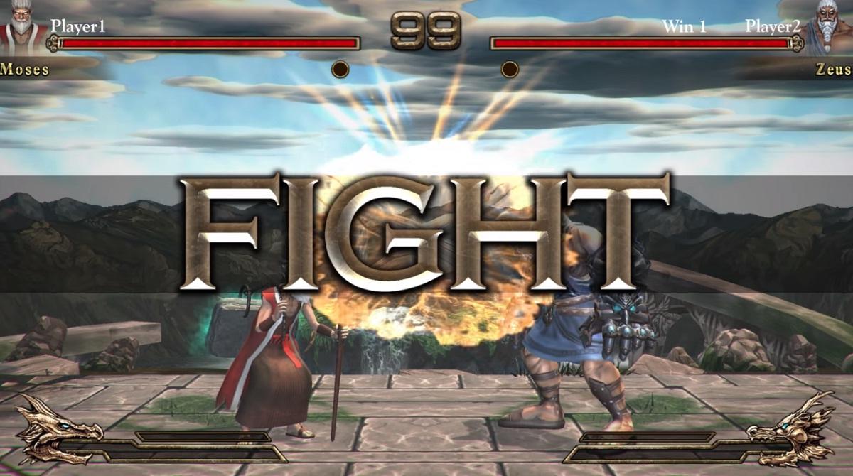 fights of gods malasia jesus budha