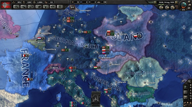 hearts of iron 4 graficos