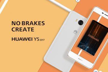 Huawei 5Y 2017