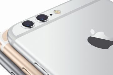 Apple iPhone dual camera