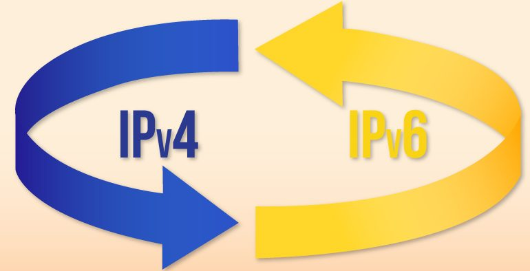 IPv6 IPv4