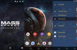 Mass Effect: Andromeda sony xperia