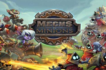 Mech vs. Minions