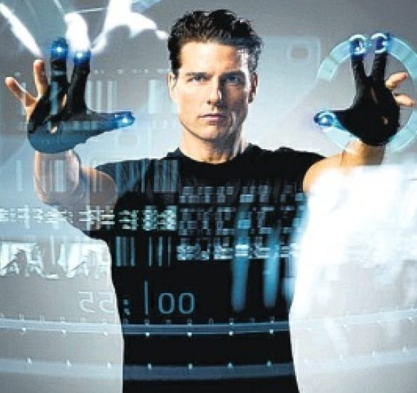 crimas china minority report